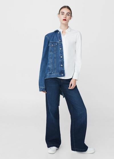 5.Back to Basic Shirt