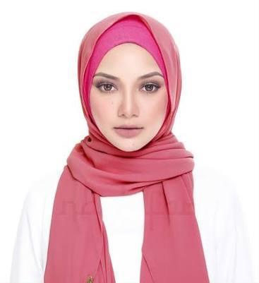 Pakai Inner Hijab
