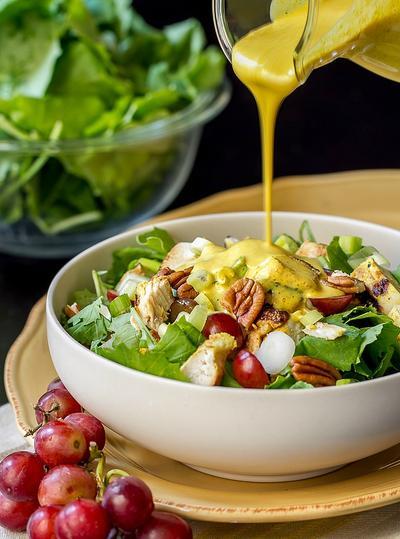 Ini Dia Rahasia Membuat Salad Dressing Enak untuk Temani Dietmu!