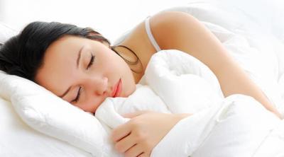 9. Tidur yang Cukup