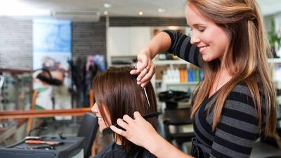 Potong rambut secara rutin
