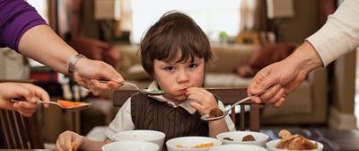 Jangan Memaksa Si Kecil untuk Makan