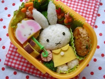 Yuk, Tiru Kreasi Bento ala Jepang!