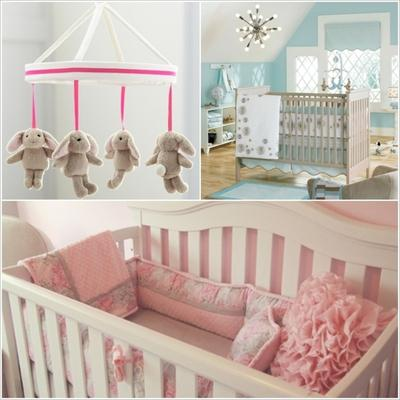 2. Sesuaikan Tema dengan Jenis Kelamin Bayi