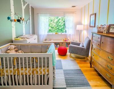 5. Tata Letak Furniture Disesuaikan dengan Bayi
