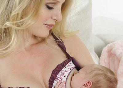 4) Pilih Bra Khusus atau Maternity Bra
