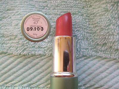 Wardah Exclusive Lipstick No 47 Light Rose