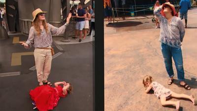 Contek Cara Unik Drew Barrymore Mengatasi Anaknya yang Rewel
