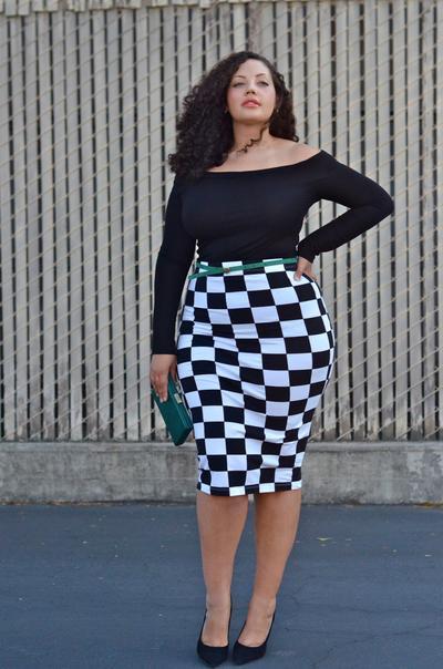 Tak Percaya Diri Menggunakan Rok Karena Betis Besar? Kamu Wajib Coba Trik Fashion Ini!