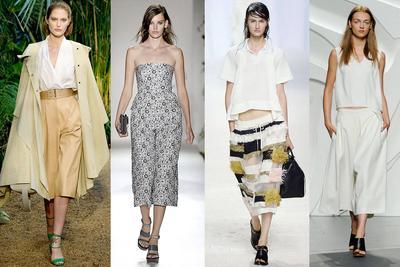 Tips Jitu Agar Tetap Chic dengan Celana Kulot