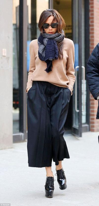 3. Get Oversize for Masculine Style