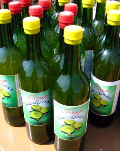 Jenang dan Sirup Mangrove