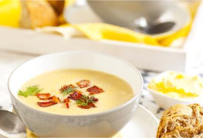 Sup Jagung Tuna
