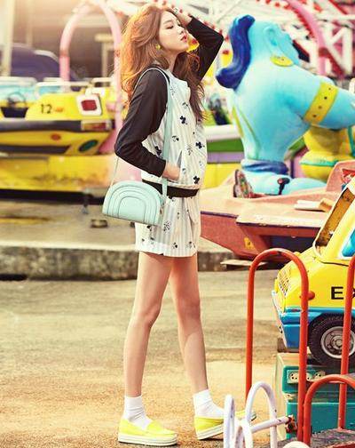 "Intip 8 Gaya Keseharian Si Cantik Lee Su Kyung, Pemeran Drama Korea ""Weightlifting Fairy Kim Bok Joo"""