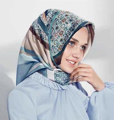 Masukkan Jilbabmu Kedalam Kerah Baju