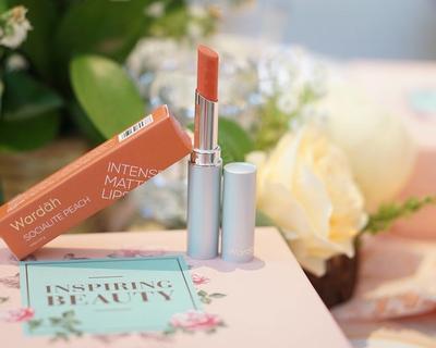 Inilah 4 Warna Lipstick Wardah yang Cocok Untuk Kulit Sawo Matang