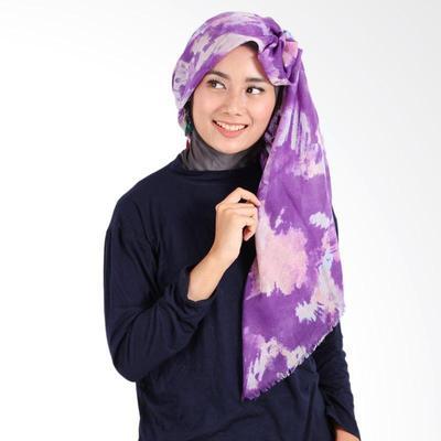 Tips Mencuci Jilbab Paris Tie Dye agar Warnanya Tidak Gampang Pudar