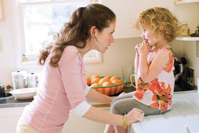 3) Orangtua adalah bos