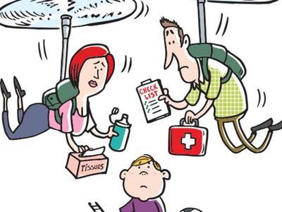 5) Jangan suka ikut campur urusan anak