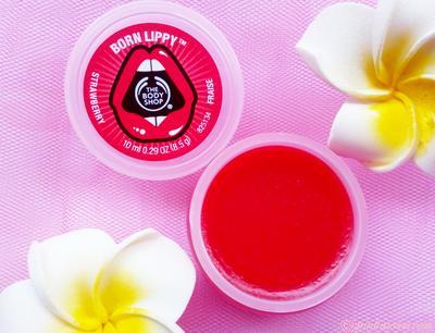 The Body Shop Born Lippy
