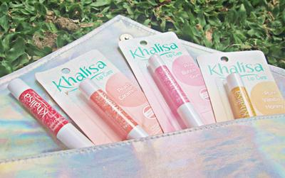 Khalisa: Lip Care Jepang Halal yang Sudah Mendapatkan Sertifikat BPOM!