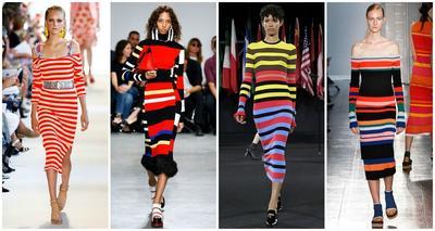 Vibrant Stripes