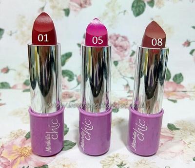Ini Lho Lipstick Lokal Warna Natural dengan Harga di Bawah 50 Ribu!