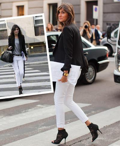 Enggak Mau Celana Jeans Putihmu Rusak Saat Dicuci? Yuk, Ikuti Tips ini!