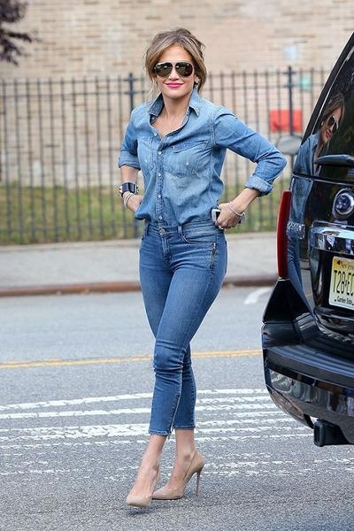 3. Mengenakan Jeans Tidak Sesuai Ukuran