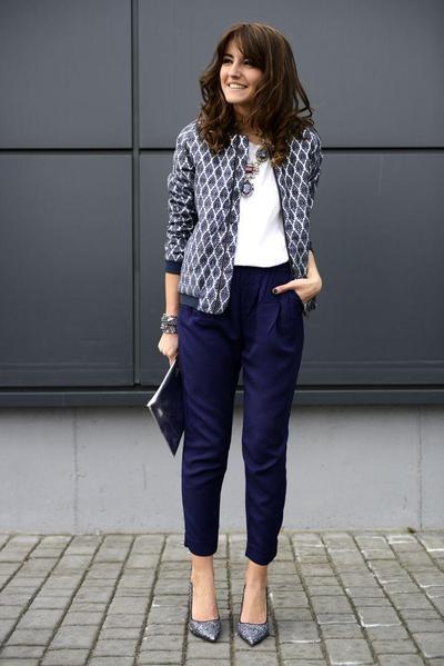 Waist-Length Blazer