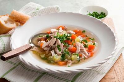 3) Sup Ayam