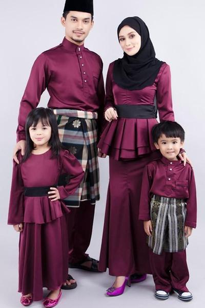 Intip 6 Inspirasi Baju Muslim Keluarga yang Stylish Ini Agar Kompak dan Menarik!