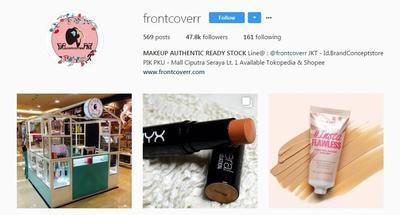 4 Rekomendasi Tempat Belanja Makeup Online yang Lengkap dan Terpercaya