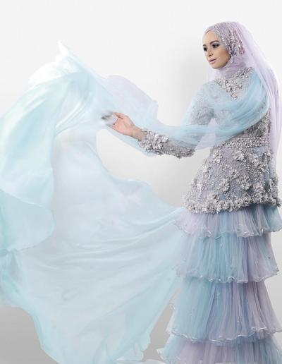 Swarovski Gown