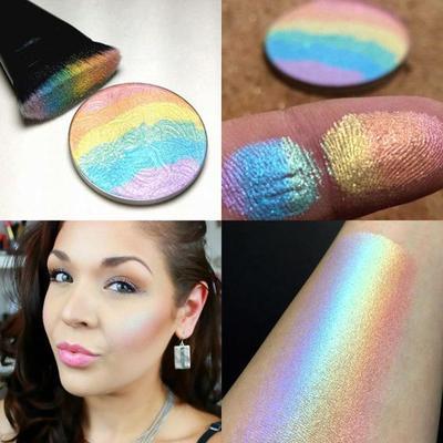 4 Rainbow Highlighter Powder Ini Dijamin Bikin Penampilanmu Lebih Stunning!