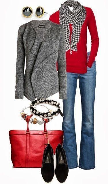 5 Warna Yang Cocok Untuk Padu Padan Warna Hijab Merah