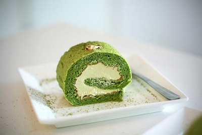 Resep Membuat Matcha Cheese Roll