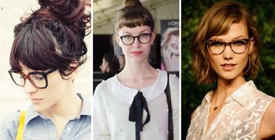 Biar Makin Keren, Cewek Berkacamata Wajib Ikuti 4 Model Rambut Ini!
