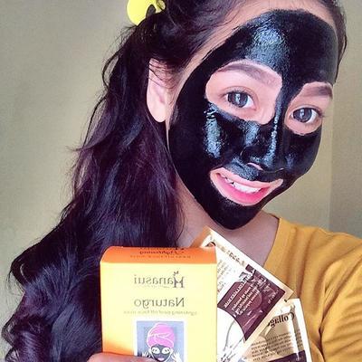 Cara Pemakaian Masker Naturgo Hanasui