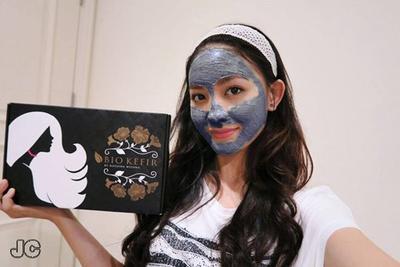 Mau Tahu Cara Pakai Masker Kefir Natasha Wilona? Simak Disini!