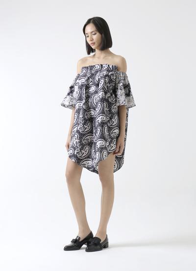 1. Off-the-Shoulder Dress
