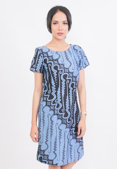 2. Pola Batik Parang