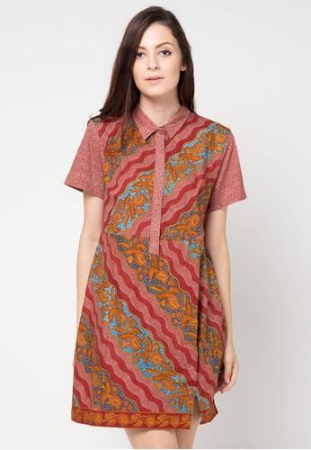 3. Pola Batik Lereng