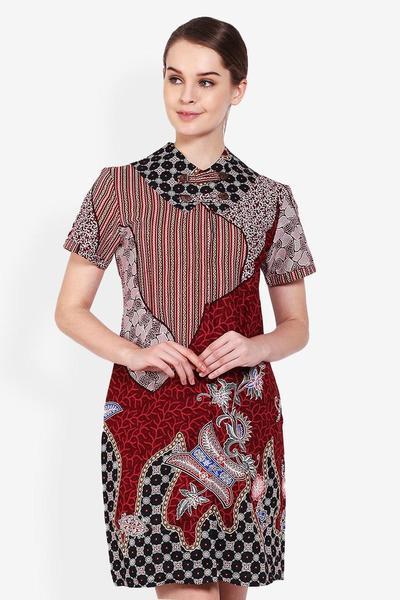 5. Pola Batik Nitik