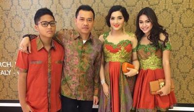 2. Anang and Family