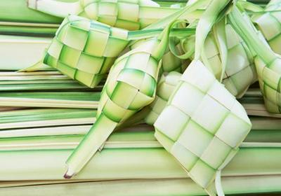 Tips Membuat Ketupat Anti Gagal