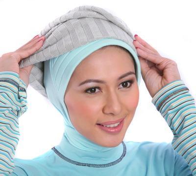 Rajinlah Mengganti Ciput atau Dalaman Hijab