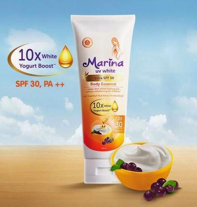 Marina UV White Extra SPF 30 Body Essence