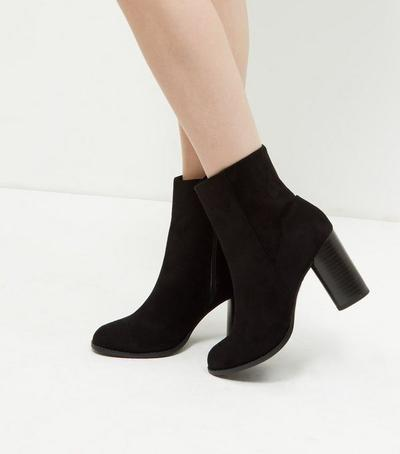 1. Ankle boots