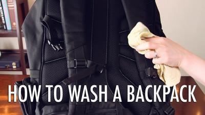 Jangan Abaikan Tas Ransel yang Sudah Dekil, Cepat Cuci dengan Cara yang Tepat Berikut Ini!